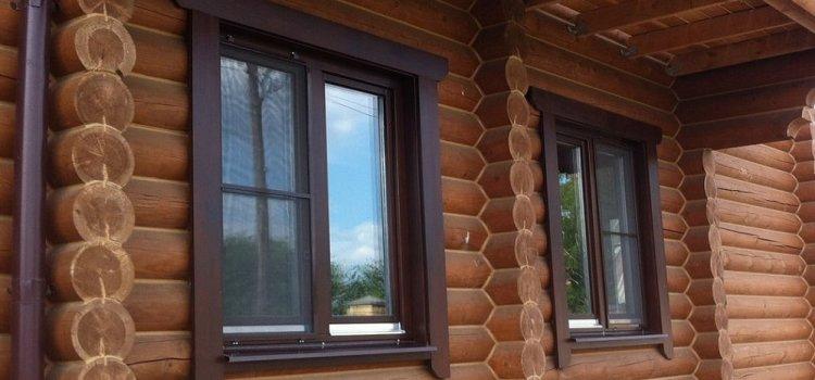 Правила и особенности монтажа деревянных окон