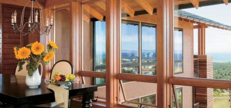Деревянные окна, их преимущества?