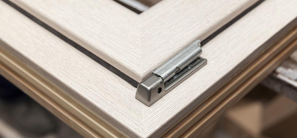 фото деревянные евроокна 1